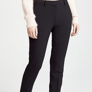 Theory Testra 2B Classic Cropped Pants